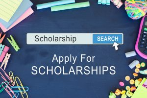 Apply for scholarships image